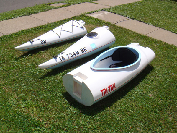 Make your own kayak