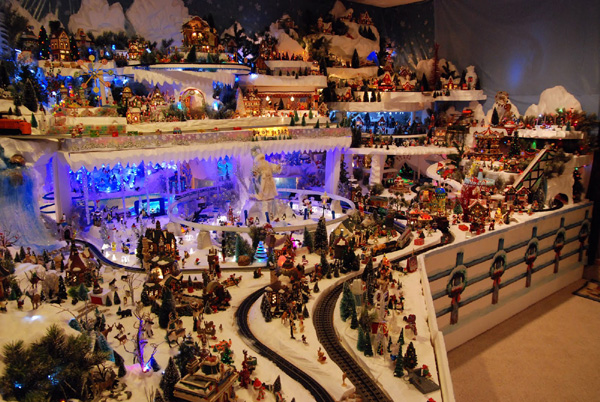Department 56 display