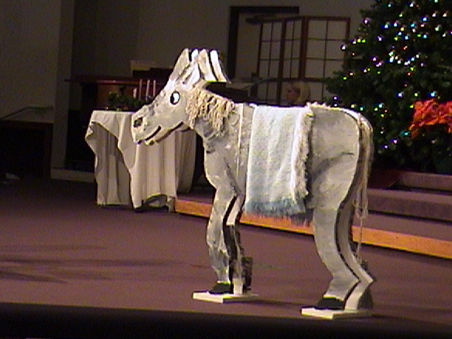 Easy Donkey Stage Prop