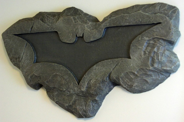 Batman Foam Sign