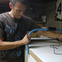 Custom Foam Surfboard with Hot Wire Tools
