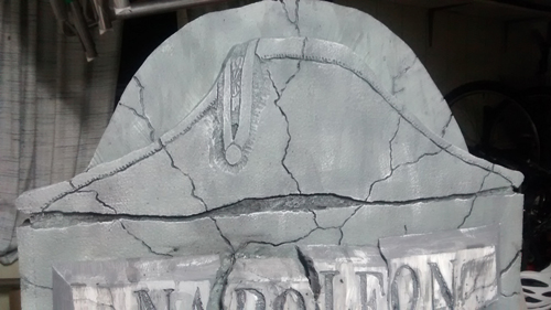 Creating a Halloween Tombstone