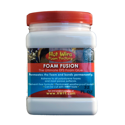 Hot wire foam factory foam fusion