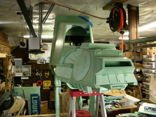 AT-AT Prop construction