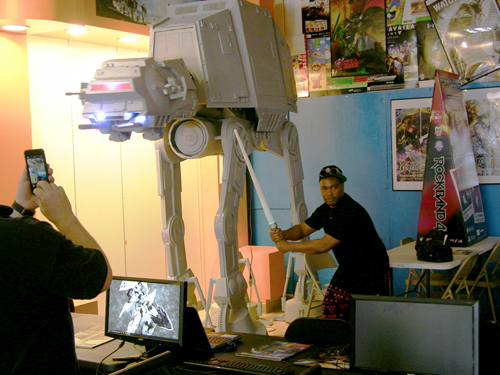 AT-AT 1:6 scale model
