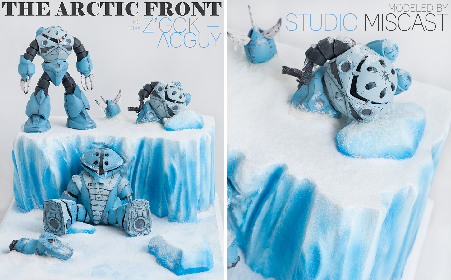 The Arctic Front Diorama - Hot Wire Foam Factory
