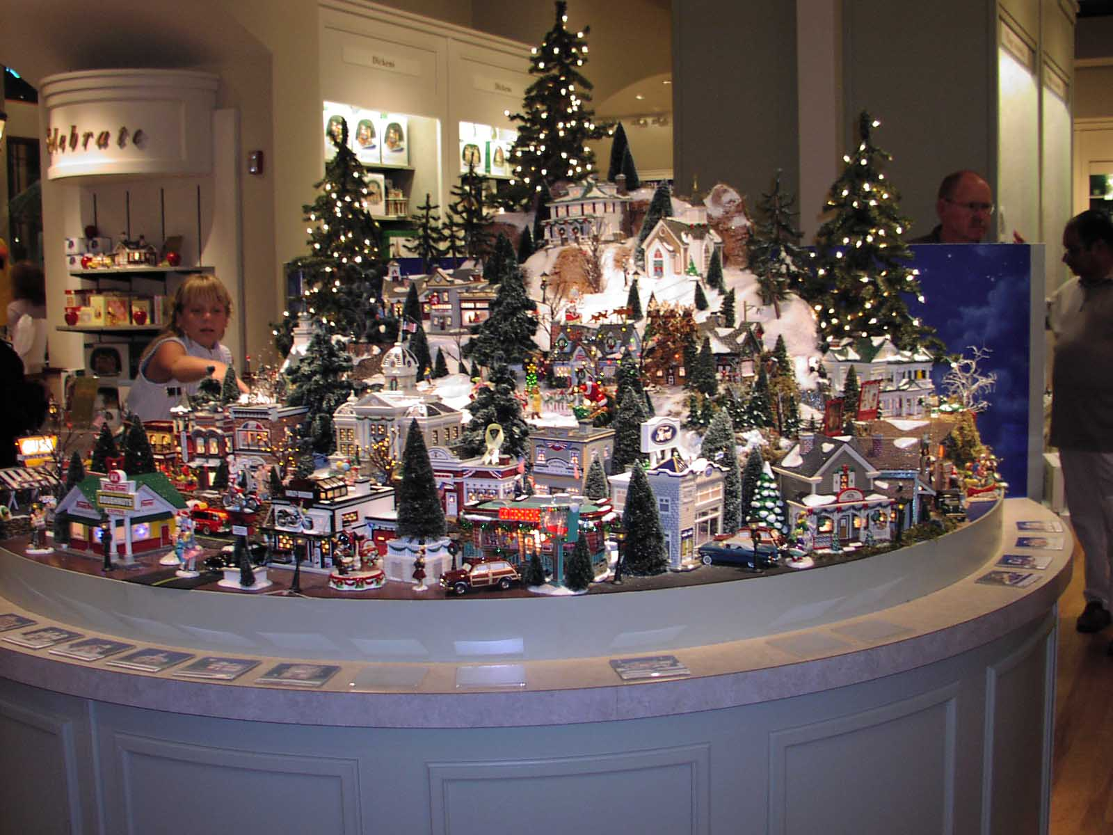 Department 56 In Store Village Displays Hot Wire Foam Factory